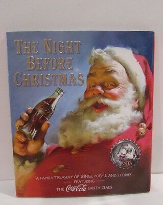 Coca Cola The Night Before Christmas Book