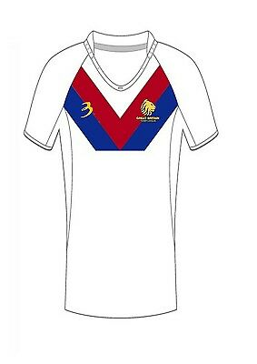 Retro Great Britain Rugby League Shirt
