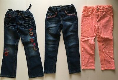 Girls Cherokee and Squeeze Jeans Size 6X - Lot of 3