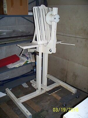 shirt hooping press for embroidery