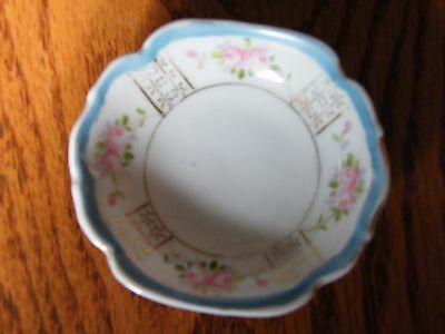 Antique Vintage Porcelain China Ceramic Butter Pat