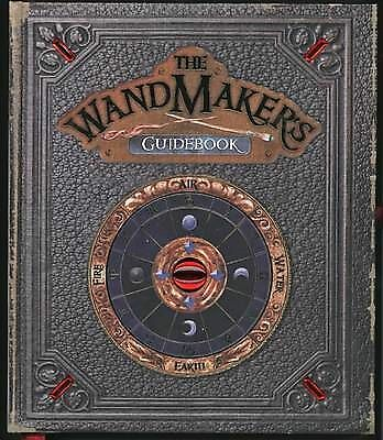 The Wandmaker's Guidebook-ExLibrary