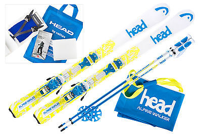 Head Alpine Walker 130cm Set  Neu 2016/2017