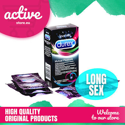 Durex Condoms Performax Intense Mutual Climax Ribbed Dotted Delay 1 - 100