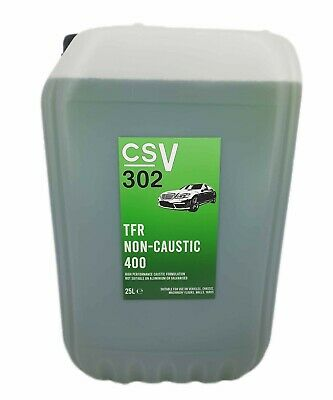 XTREME VEHICLE WASH TFR 400:1 25 Litre Container - Traffic Film Remover