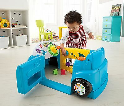 Car Toy Baby Toddler Music Stages Learning Crawl Around Imagination Play Fun NEW