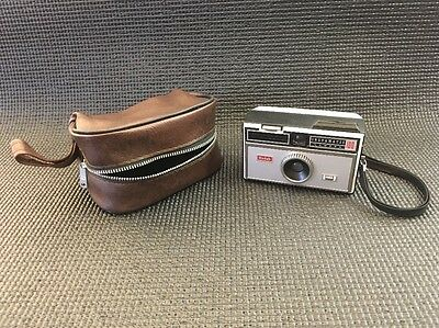 Vintage Instamatic 100 Camera w/ Case