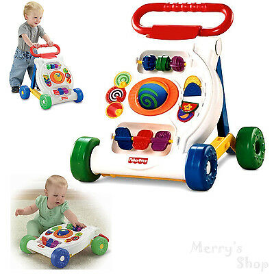 Baby Activity Walker Beginning Explore Discover Infant Toddler Play Learning Toy