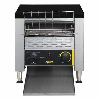 Conveyor Toaster 2 Slice Tunnel Commercial Cooking Kitchen Equipment Apuro