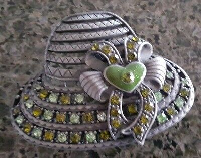 Hat Bow Belt Buckle