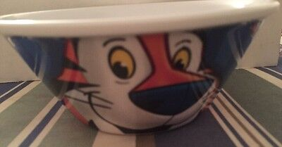 Kellogg's Frosted Flakes Tony The Tiger cereal bowl (new)