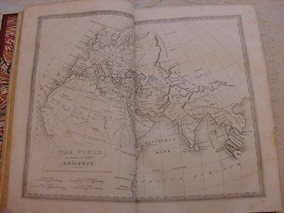 1853~Ancient History,rollin~Maps~Egyptians,carthaginians,assyrians,babylonians &