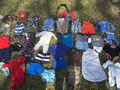 Baby boy Lot. 40 PIECES (6-12 months) good-excellent Condition