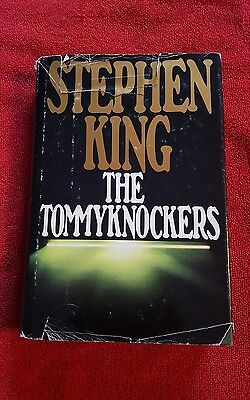 The Tommyknockers by Stephen King (1987, Hardcover)
