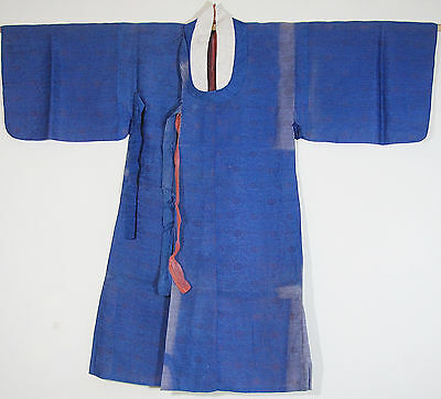 A Fine Korean Men's Wedding Ceremonial Occasions' Outfit Costume: