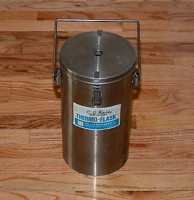 Lab-Line Instruments Thermo-Flask - Benchtop Liquid Nitrogen Container
