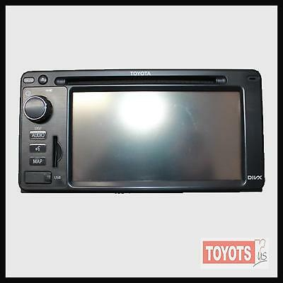 Toyota HILUX RAV4 PRADO KLUGER TARAGO GPS Satellite Navigation with MAPS