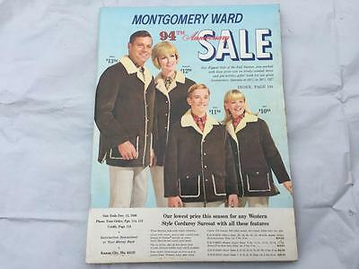 Vintage 1966 Montgomery Ward Catalog Sales Event Department Store Booklet