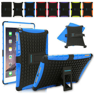 Shockproof Heavy Duty Kids Stand Case Cover For  iPad 2/3/4 Mini&Air&Pro Lot