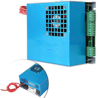 110V Laser Power Supply For 50W CO2 Laser Engraver Engraving Cutter Machine