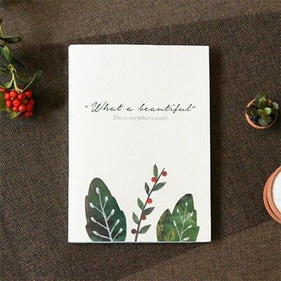 [WHAT A BEAUTIFUL DIARY UNDATED] Weekly Yearly Journal Note Scheduler Planner