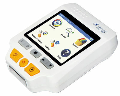 Handheld Chest/ Limb/ Hand ECG Heart Monitor Color Screen Electrocardiograph EKG