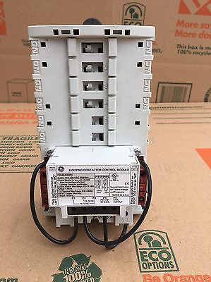 GE Lighting Contactor CR460B 115-120V  with Control Module 2P