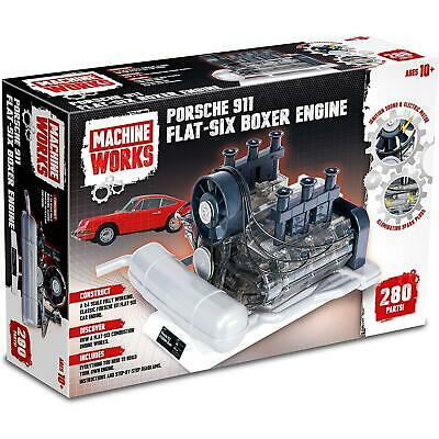 Porsche 911 Engine Kit Build Your Own Flat-Six Boxer 1:4 Scale Motorised Model