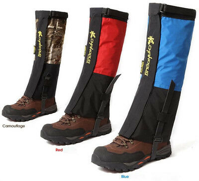 Waterproof Snakes Gaiters Camping Hunting Leg Protection Trekking Leggings