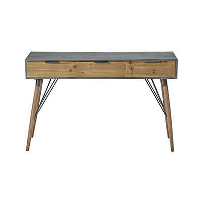 Lene Bjerre Lynn Console Natural Wooden Table Home Interio Furniture 122cm