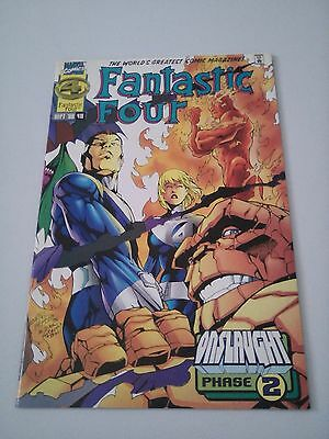 Fantastic Four Issue 416 Onslaught