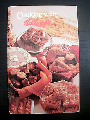 Cooking with Kellogg's Vintage Cookbook Recipes
