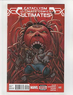 Cataclysm: Ultimates #2 NM- 9.2 Marvel Comics