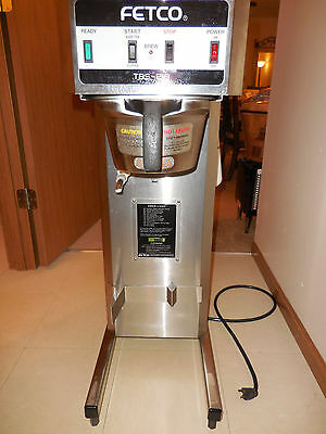 Fetco TBS-21A Commercial Iced Tea Coffee Combo Extractor Brewer