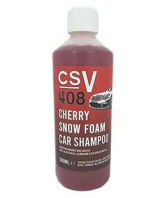 XTREME SNOWFOAM CHERRY SCENTED  500ml *RICH FORMULA *AUTUMN OFFER*