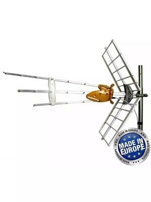 Antenna Uhf Intelligente Televes Dat Boss Hd 790 Bosstech.  149901