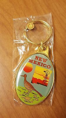 Lot of 12 Souvenir New Mexico Keychains - Brand New - Fast Shipping!