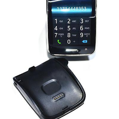 US Samsung Gear S Smart Watch SM-R750w Charging Cradle Dock Charger Adapter