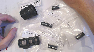 OEM ZF 6HP26 6HP28 Valve Body Sleeve Connector Seal kit 6pcs BMW Transmission