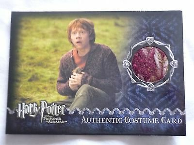 Harry Potter Prisoner Of Azkaban Costume Card ARTBOX Rupert Grint Ron 388/731