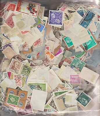 1 - 12 ounce lot of Worldwide stamps (2017-017)