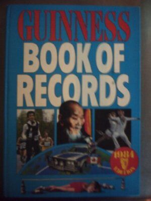 ex-library',The Guinness Book of Records 1984,