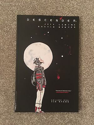 Descender - Volume 1 - Jeff Lemire - Dustin Nguyen - IMAGE Graphic Novel TPB