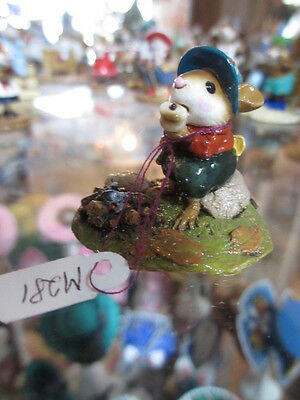 """Wee Forest Folk """"MALLOWING OUT M281"""" William Peterson"""