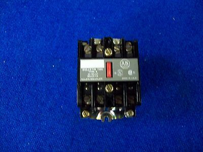 NEW OLD STOCK, Allen Bradley control relay 700-NB400A1