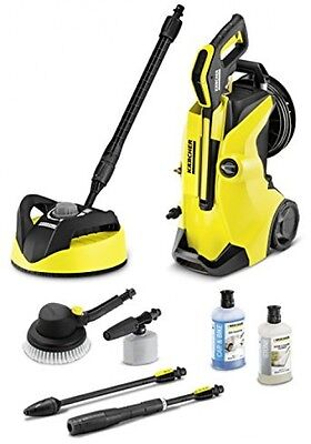 Karcher K4 Premium Full Control Car And Home Pressure Washer with Patio Cleaner