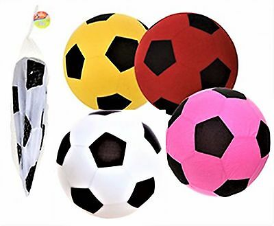 Giant 50cm Up To 50cm Inflatable Fabric Covered Mega Ball Beach Garden Football