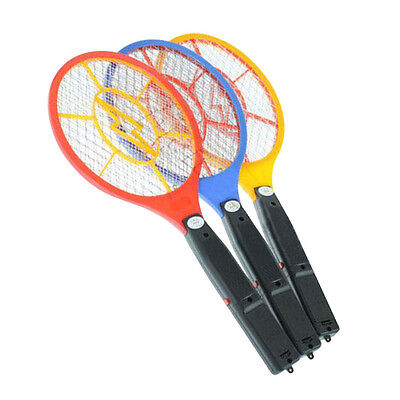 Cordless Bug Mosquito Insect Beat Electric Fly Swatter Racket Big 1pc