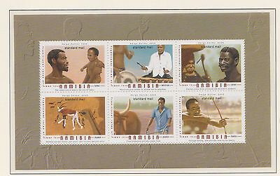 (SWB-97) 2006 Namibia M/S traditional role of men (A) MUH