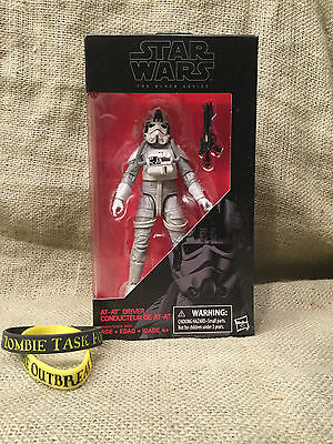 AT-AT DRIVER Star Wars The Black Series #31 6-inch Figure